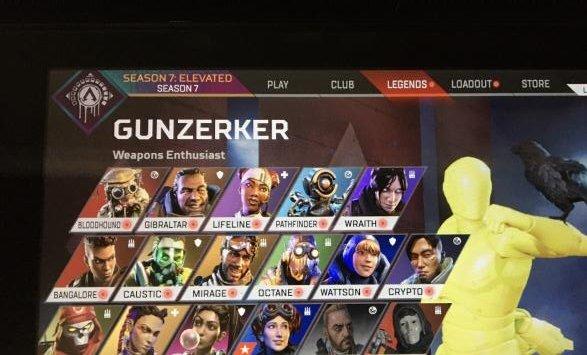 Утечка: Персонажи Apex Legends вплоть до 14 сезона
