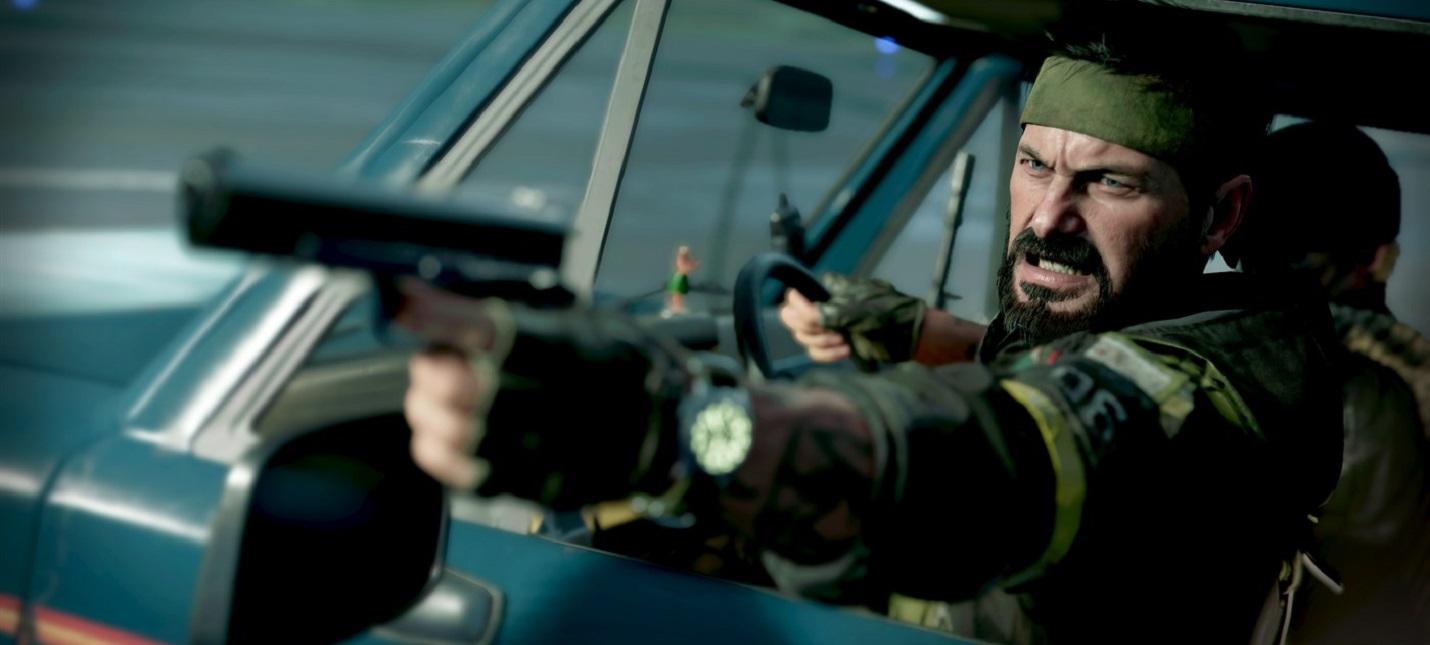 Релизный трейлер Call of Duty Black Ops Cold War
