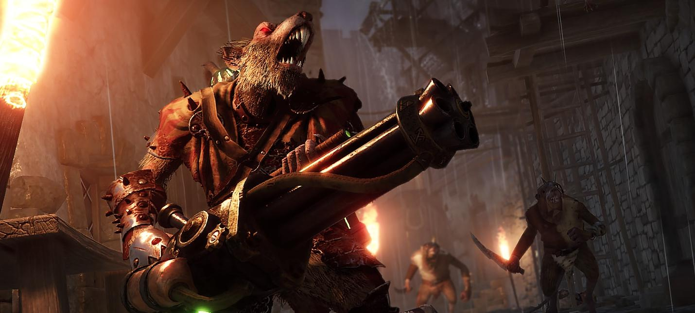 В Warhammer Vermintide 2 можно сыграть бесплатно до 1 ноября