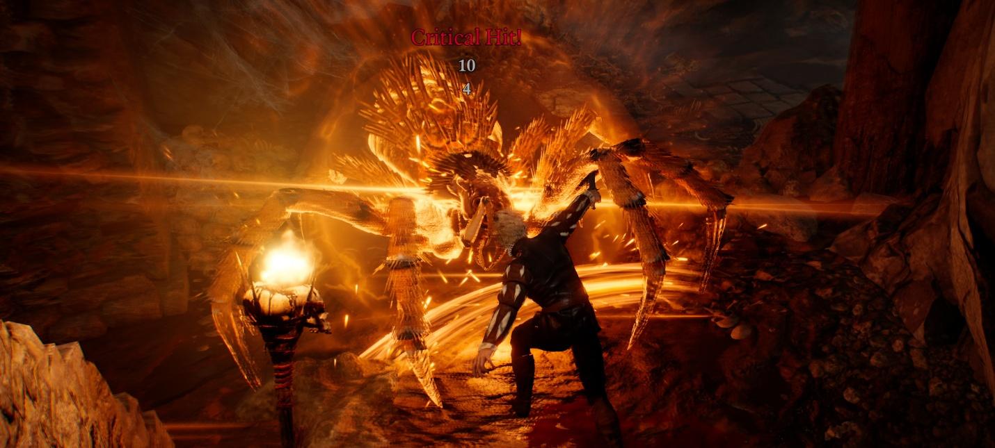 В Baldur's Gate 3 взорвали все бочки в одном месте — получилось слайд-шоу