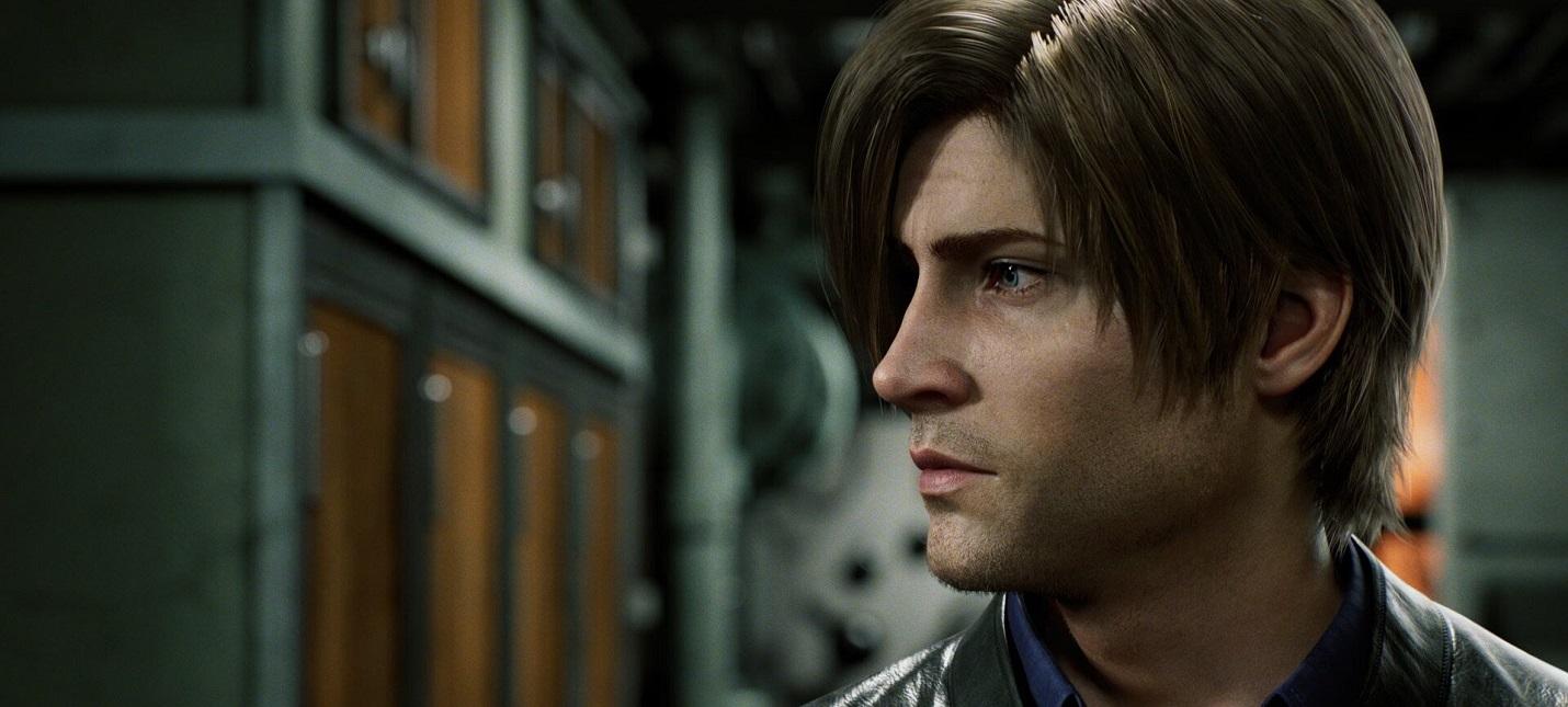 Netflix опубликовал кадры из Resident Evil: Infinite Darkness и аниме Pacific Rim: The Black