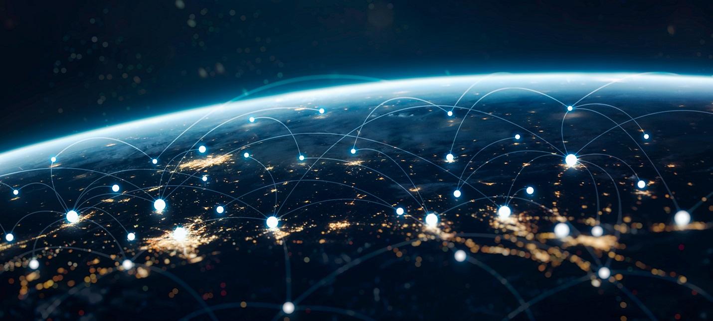 Россия собирается управлять сотнями спутников на орбите