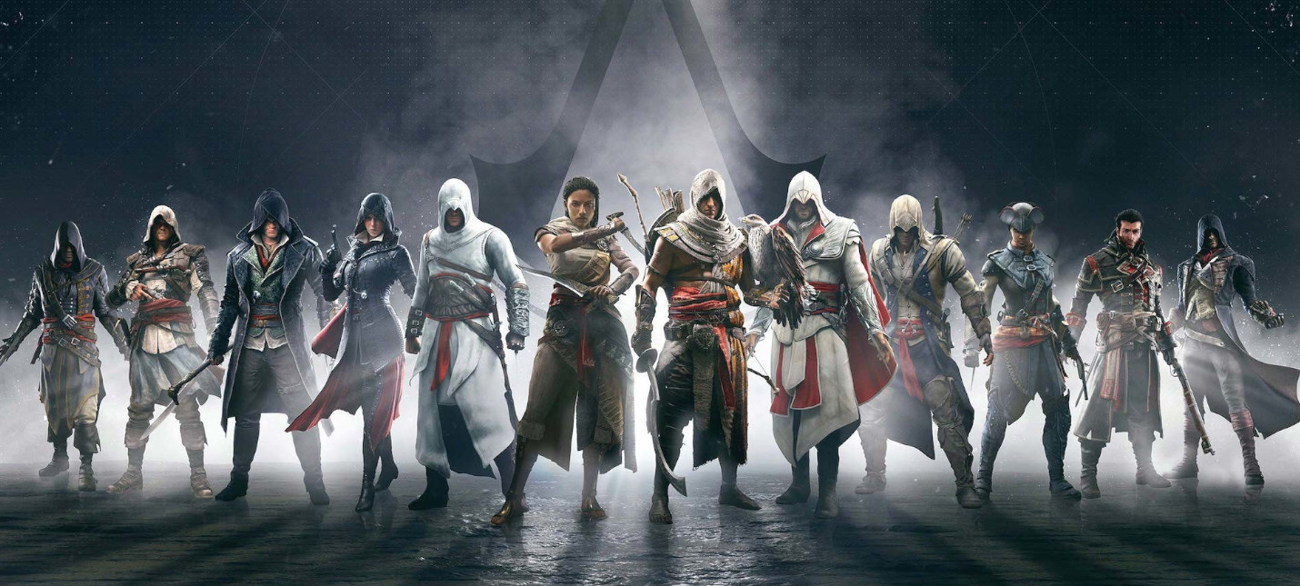 Netflix снимет сериал по Assassins Creed