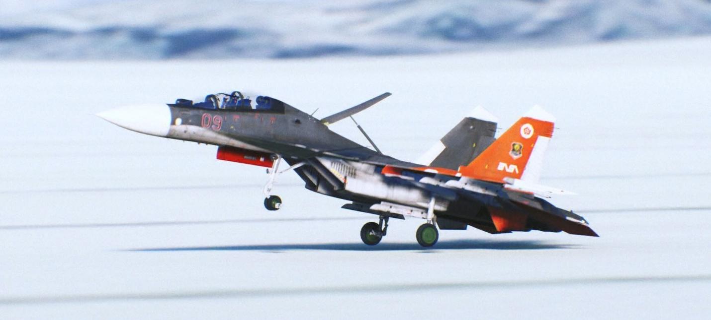 Ace Combat 7 получит три новых истребителя 28 октября