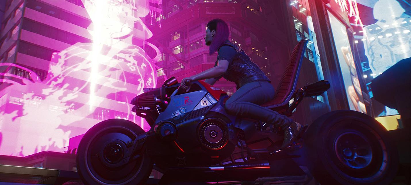 Cyberpunk 2077 опять перенесли, но на 3 недели — релиз 10 декабря