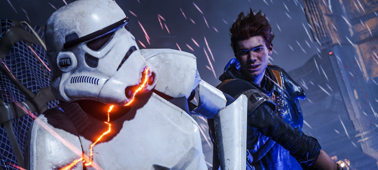Star Wars Jedi Fallen Order работает в стабильных 60 FPS на Xbox Series X