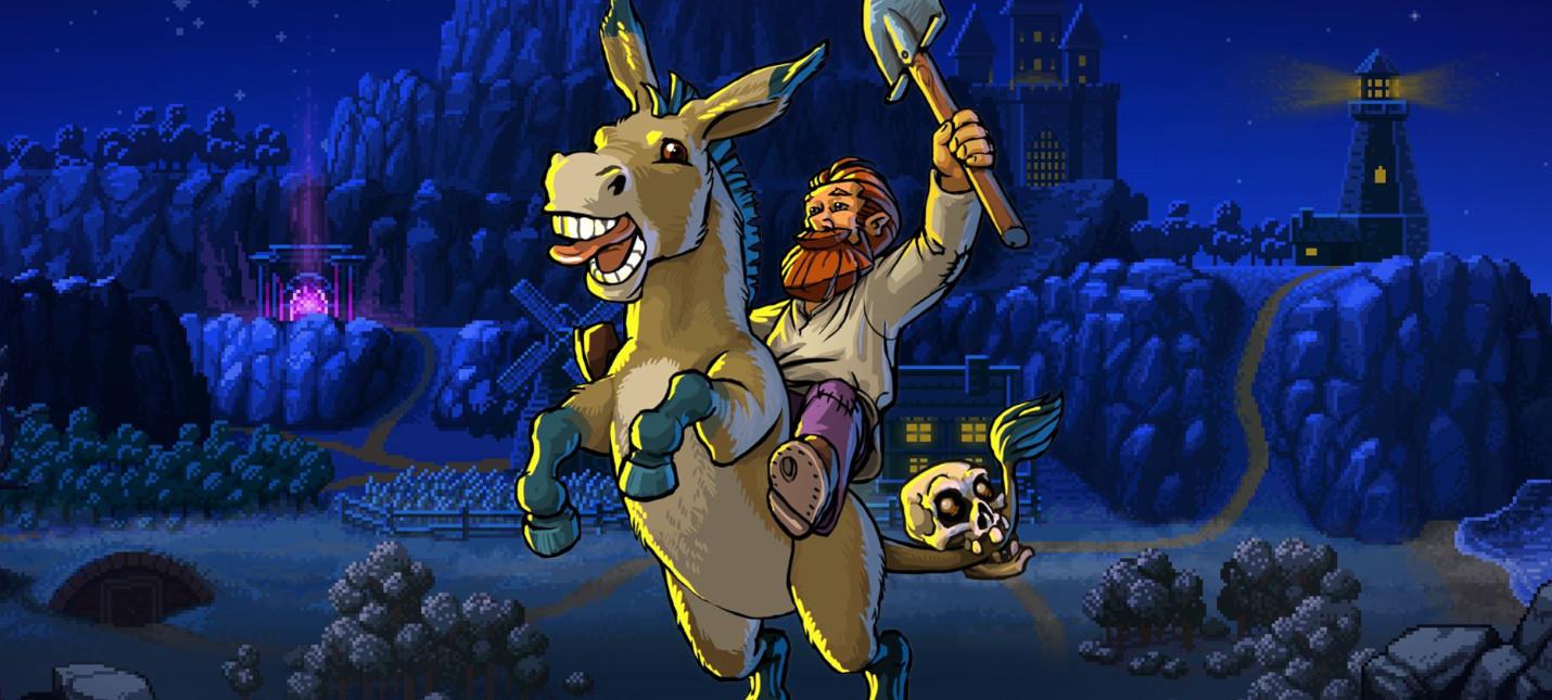 Для Graveyard Keeper вышло дополнение Game of Crone