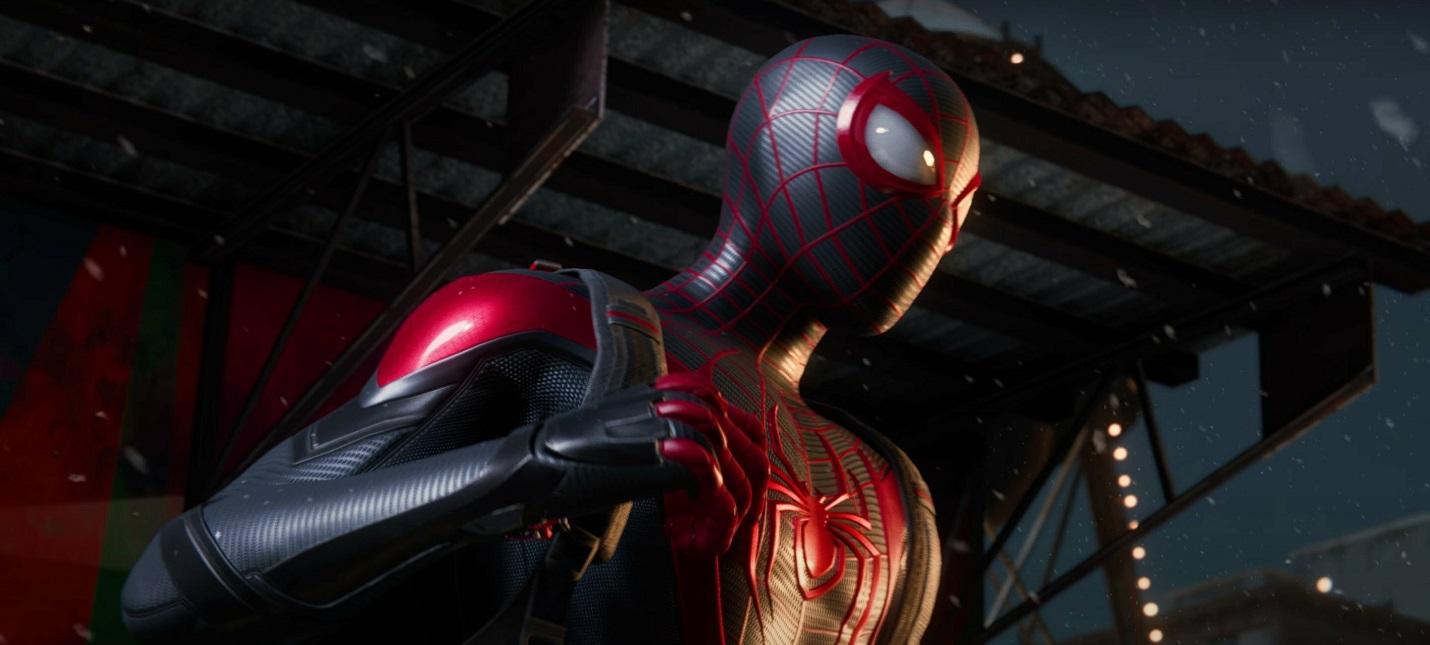 Рассекречен еще один злодей из Spider-Man Miles Morales