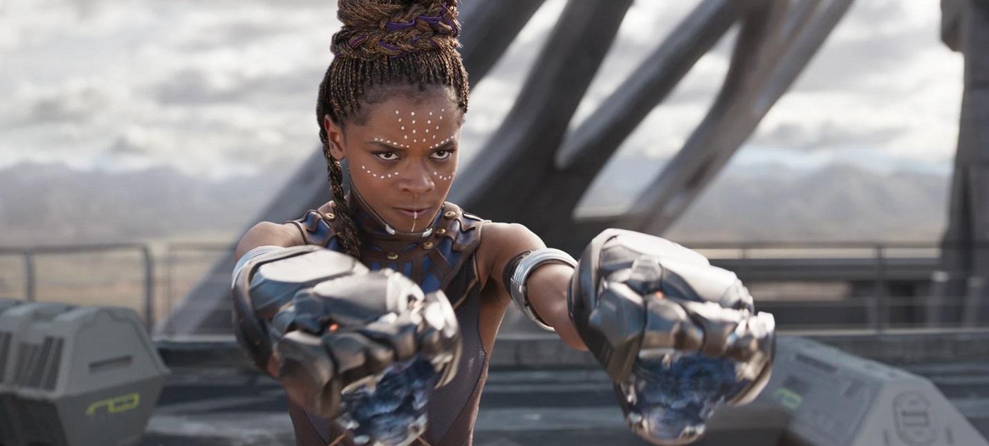 Летишия Райт Фильм про супергероинь Marvel  вопрос времени