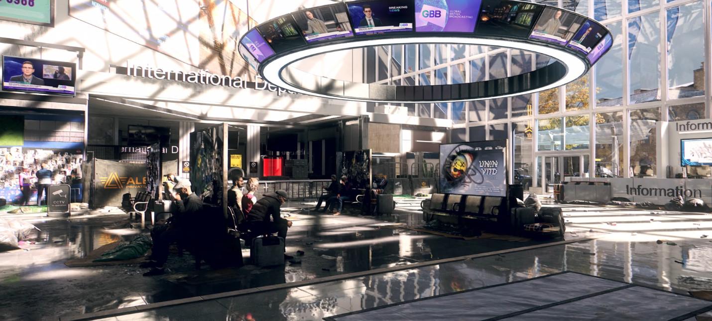 Новый трейлер Watch Dogs: Legion о преимуществах трассировки лучей