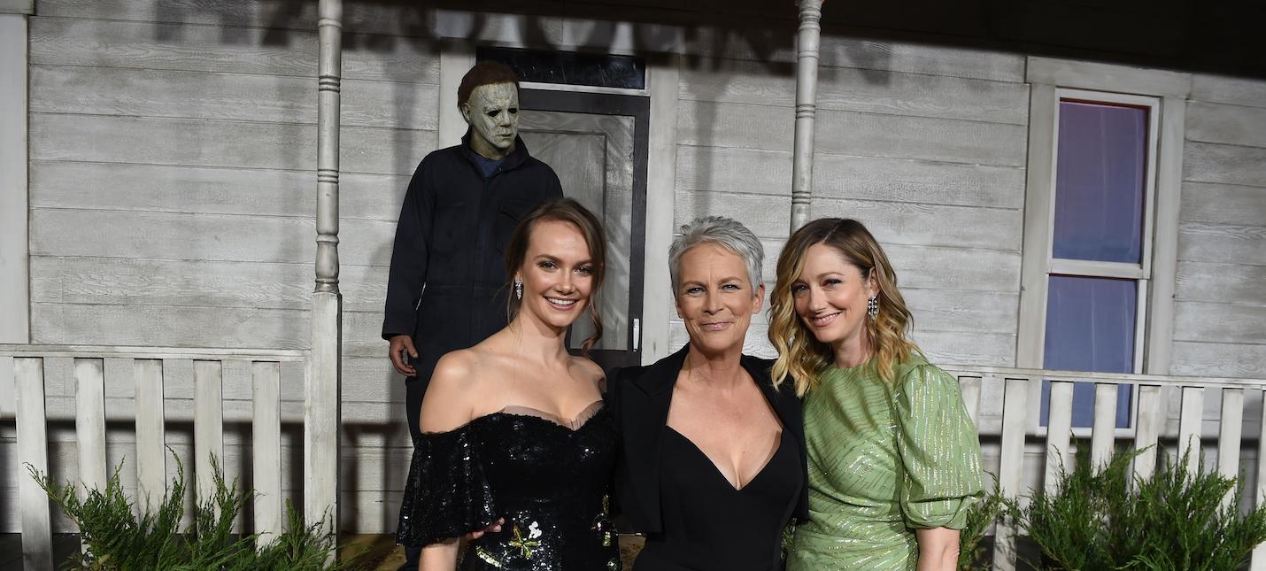 Новый тизер хоррора Хэллоуин убивает