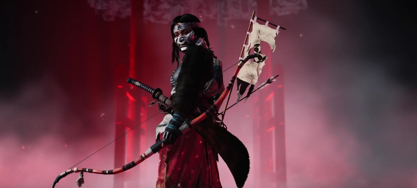 Игроки Ghost of Tsushima убили 1.3 миллиарда врагов в режиме Legends