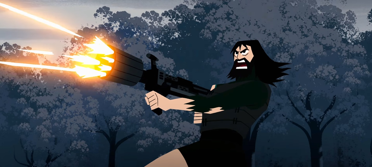 Автор Самурая Джека работает над мультсериалом Unicorn Warriors Eternal для Cartoon Network и HBO Max