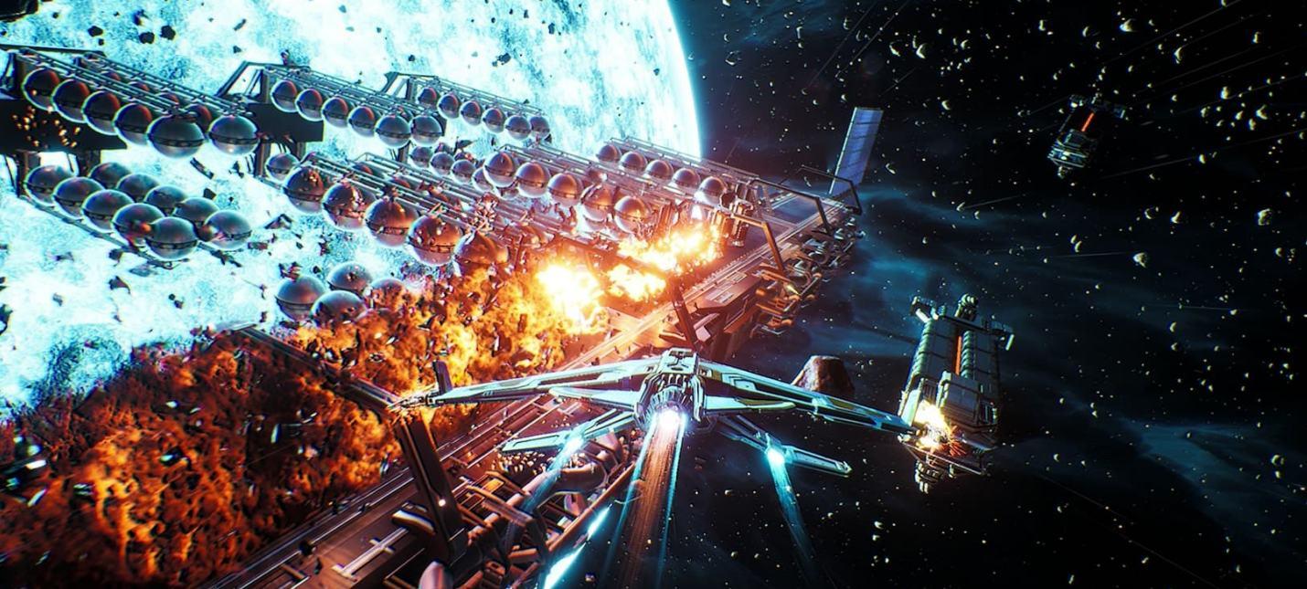 Cyberpunk 2077 снова стала причиной переноса релиза Everspace 2