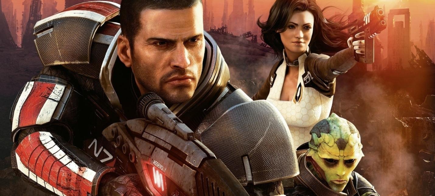 Переиздание трилогии Mass Effect могут анонсировать уже 7 ноября в День N7