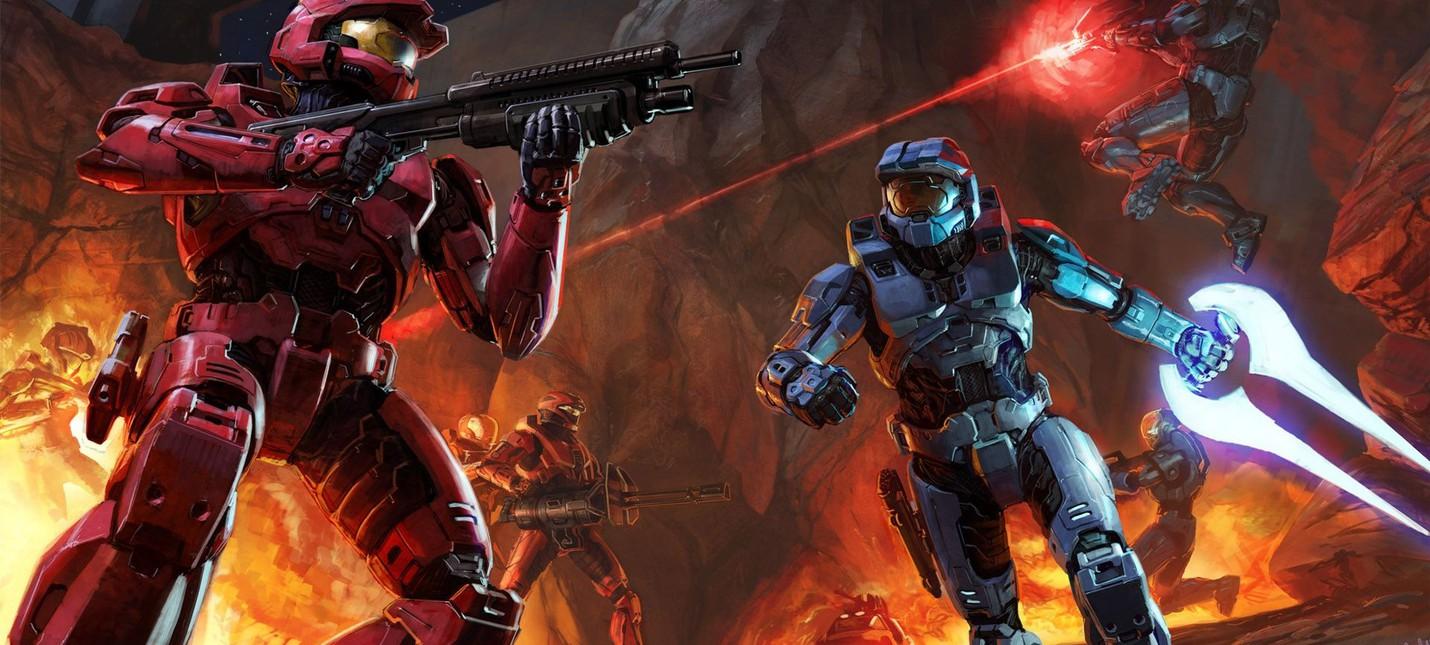 Сборник Halo The Master Chief Collection для Xbox Series может обзавестись рейтрейсингом