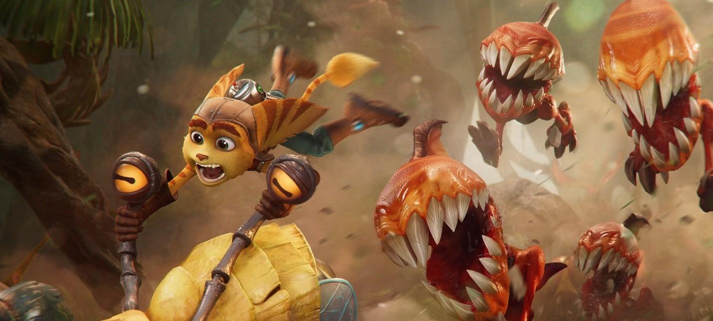 Ratchet amp Clank Rift Apart будет эксклюзивом PS5