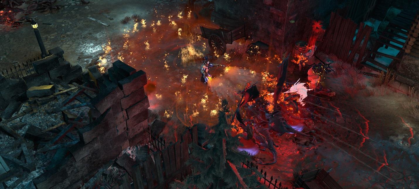 Мастер мечей и пистолей  трейлер дополнения Witch Hunter для Warhammer Chaosbane