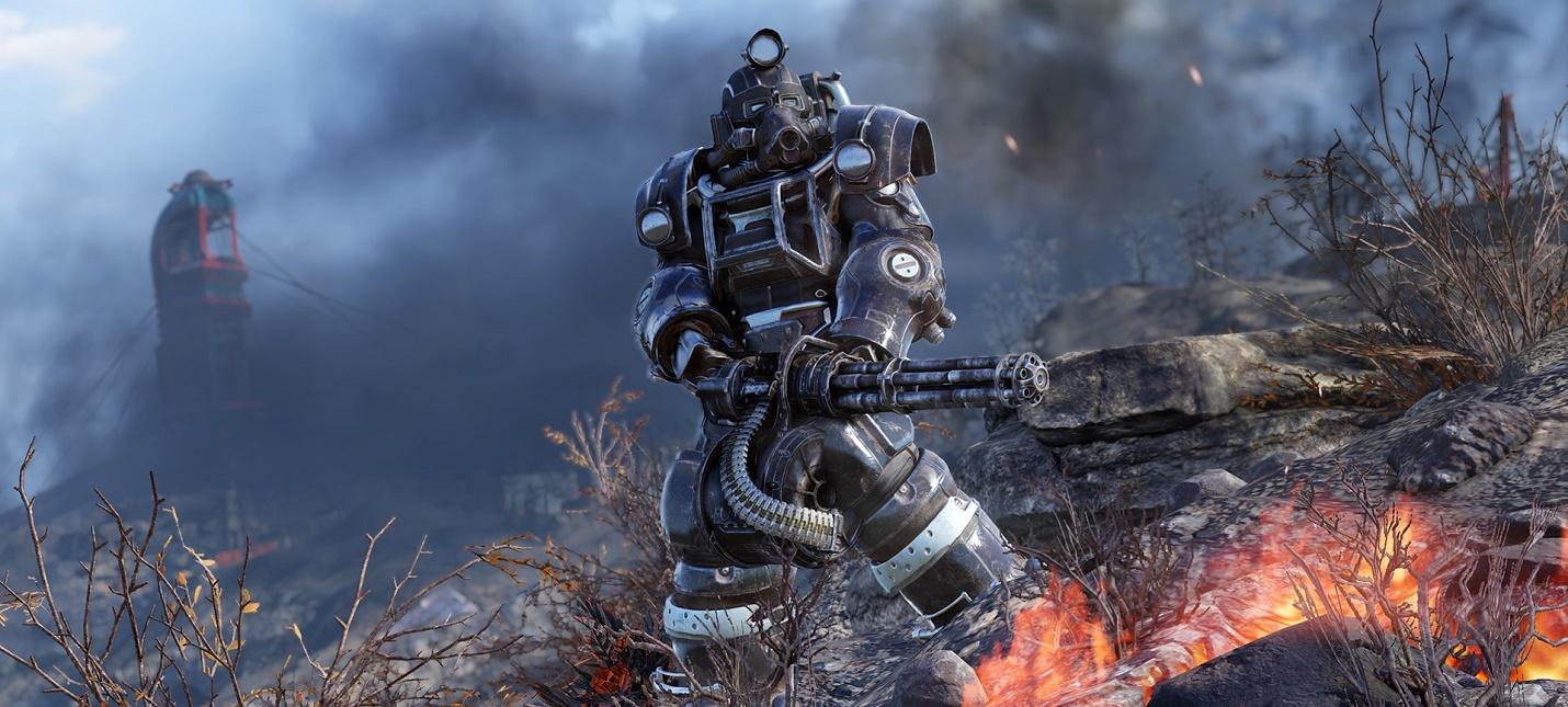 Bethesda не исключает разработку новых онлайн-игр после Fallout 76