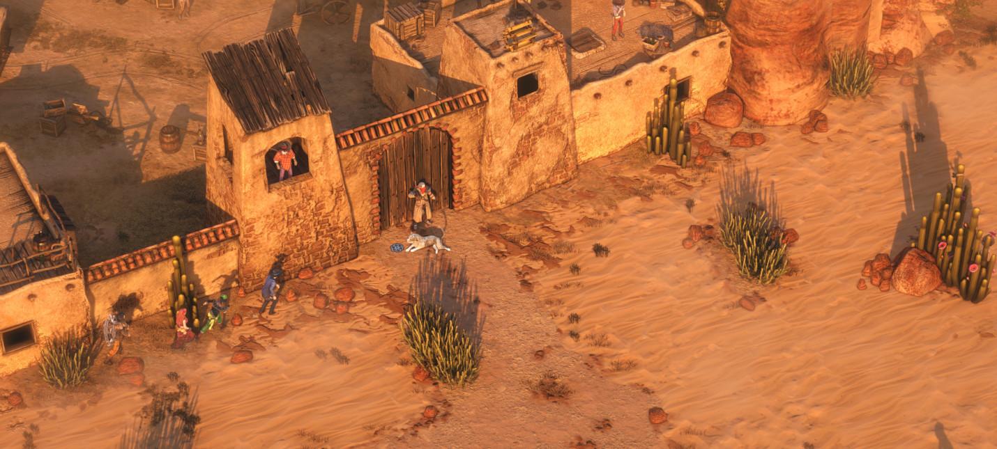 Desperados 3 получила третье и финальное дополнение из серии Деньги для стервятников