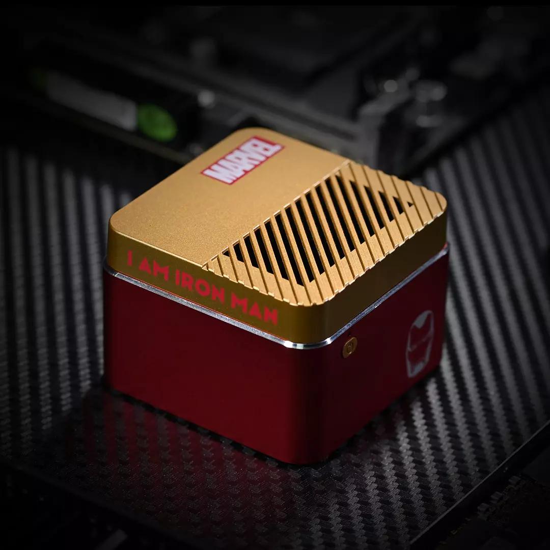 Xiaomi выпустила мини-PC размером с кубик Рубика