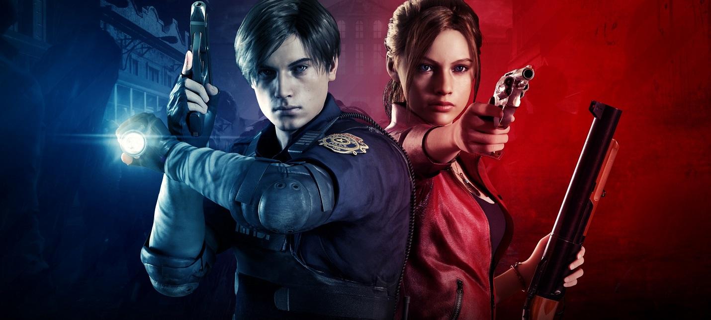 Полицейский участок и особняк на первых фото декораций перезапуска Resident Evil