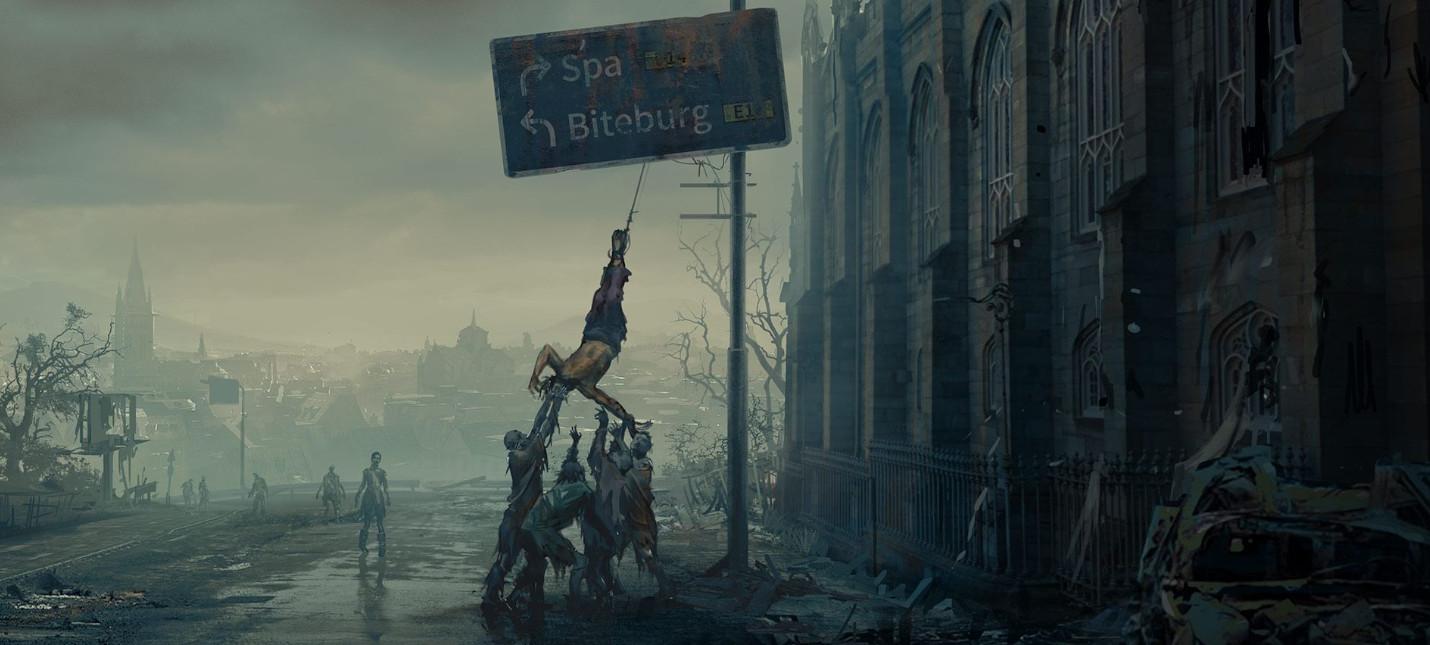 Разработка Dying Light 2 идет гладко,  но деталей нет