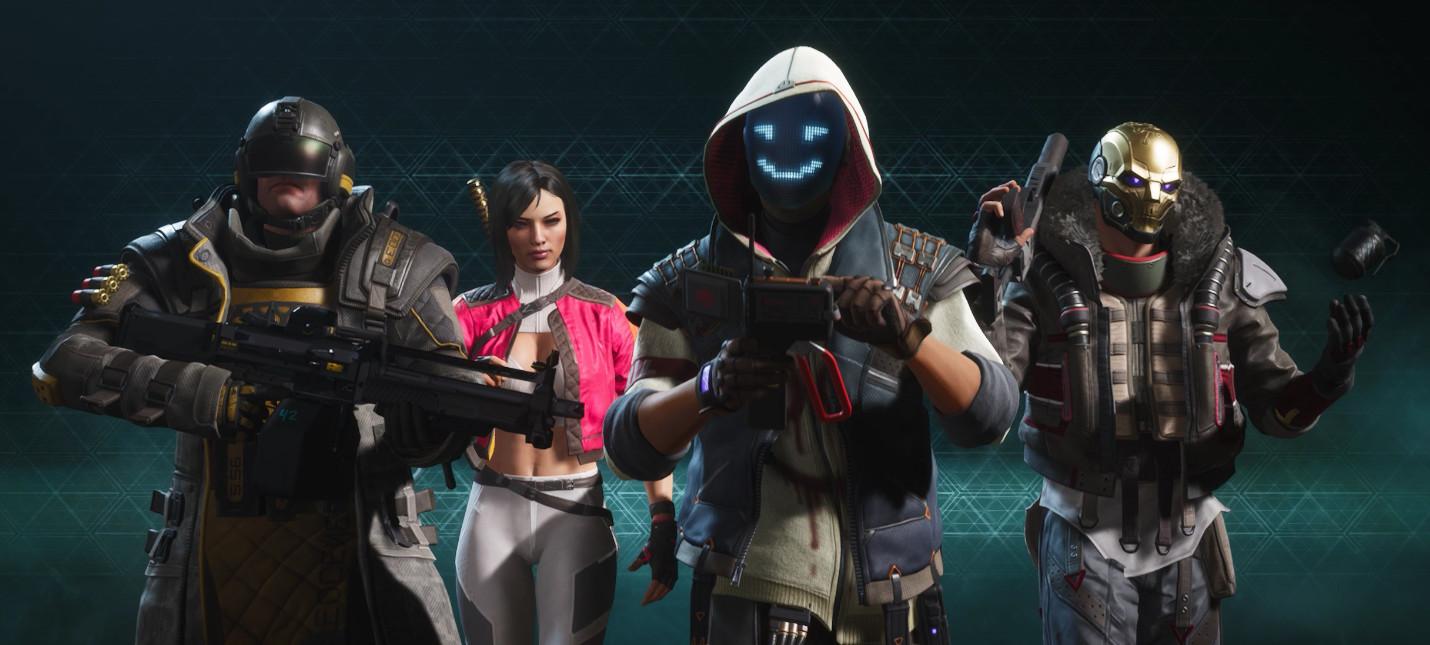 Rogue Company будет работать в 4K120fps на Xbox Series X