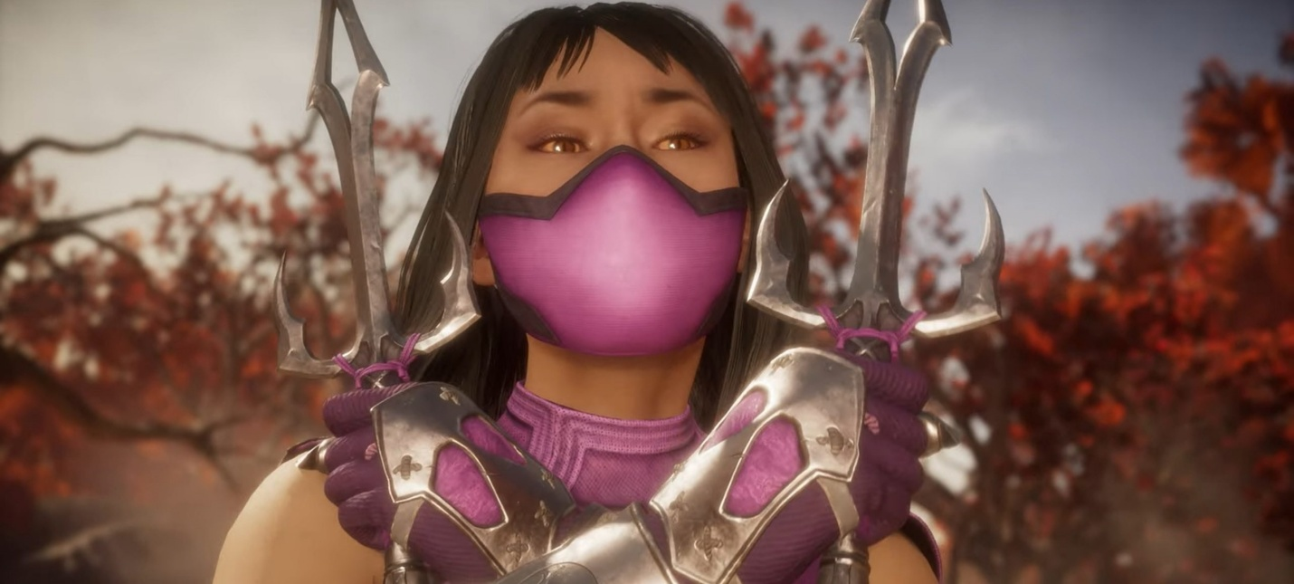 Милина в новом трейлере Mortal Kombat 11
