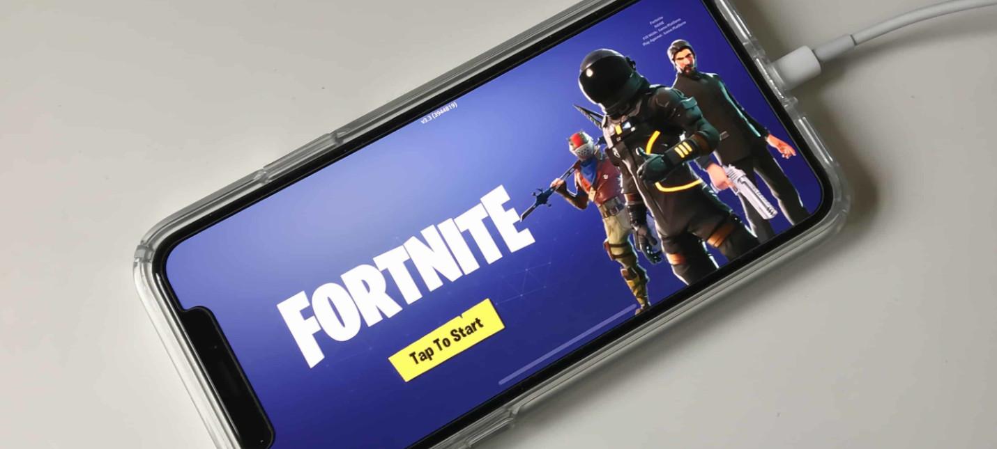СМИ Fortnite сможет вернутся на iOS при поморщи браузерной версии GeForce Now