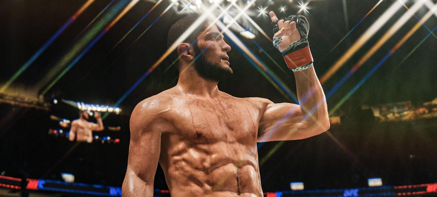 EA продлила лицензии на NHL и UFC