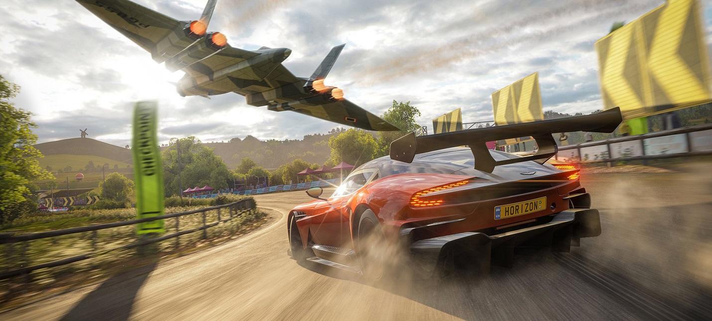 Forza Horizon 4 работает на Xbox Series X в 4K/60 fps и с графикой для PC