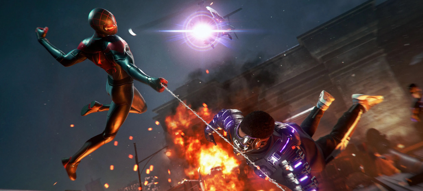 Первые оценки Spider-Man: Miles Morales