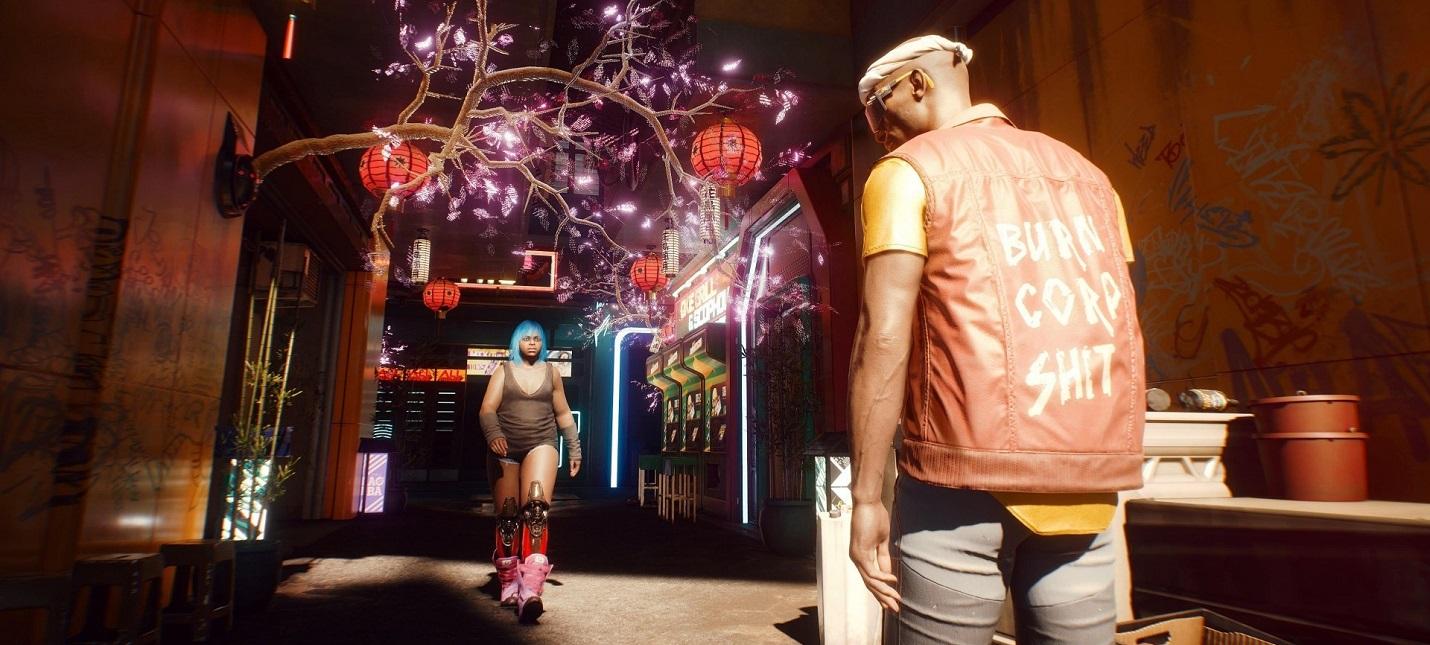 Рейтрейсинг в Cyberpunk 2077 будет работать и на видеокартах AMD