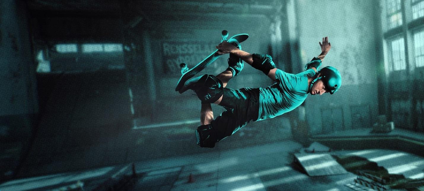 В Tony Hawks Pro Skater 12 появилась возможность переигровки туров и предметы из Crash Bandicoot