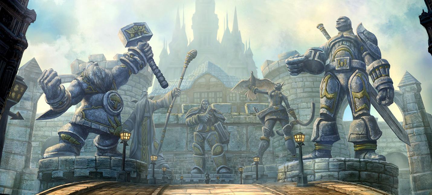 Спидраннер World of Warcraft прокачался до максимального уровня за три с половиной часа