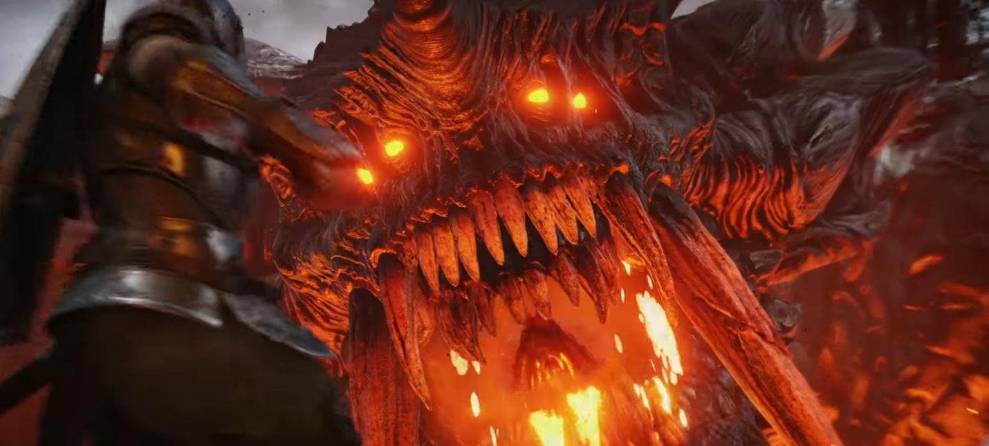 Новый State of Play посвящен геймплею ремейка Demons Souls