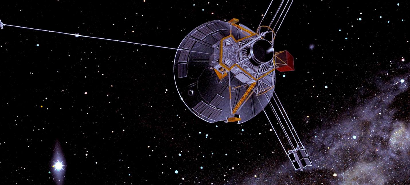 NASA удалось восстановить связь с космическим аппаратом Вояджер-2