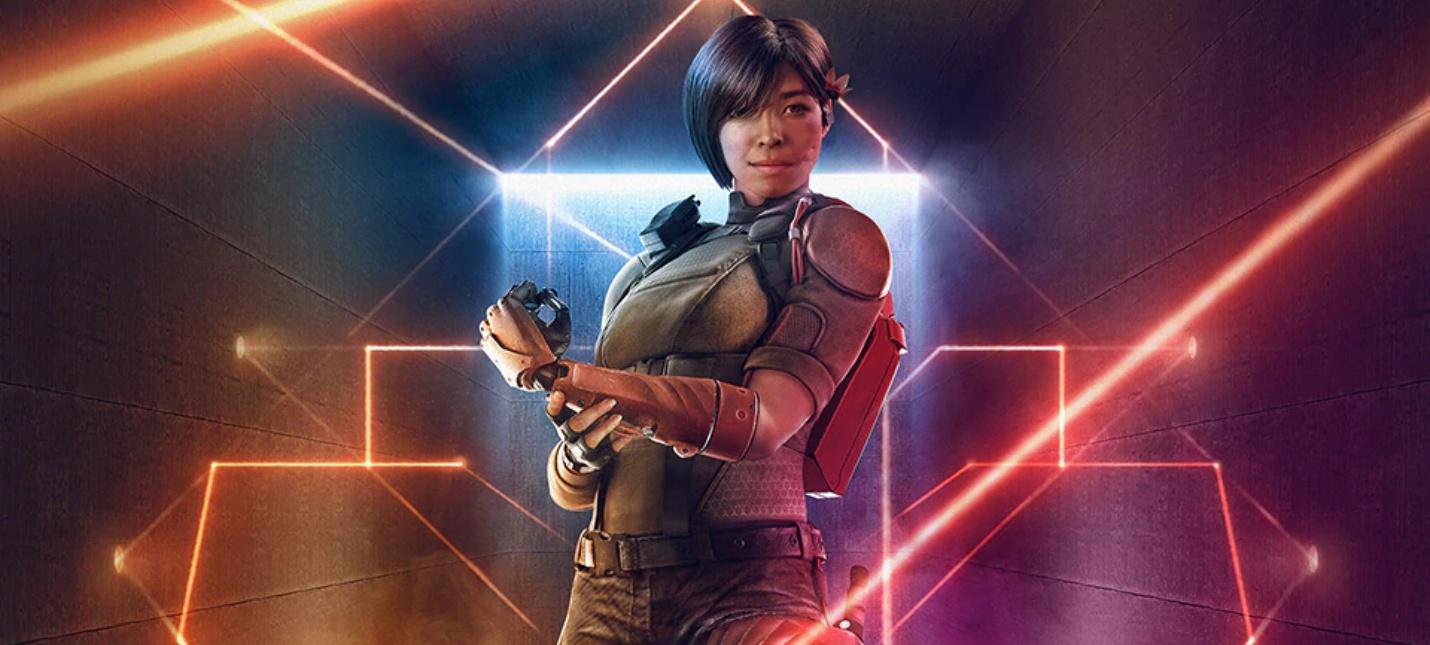 Новый геймплей Rainbow Six Siege посвящен оперативнику Aruni
