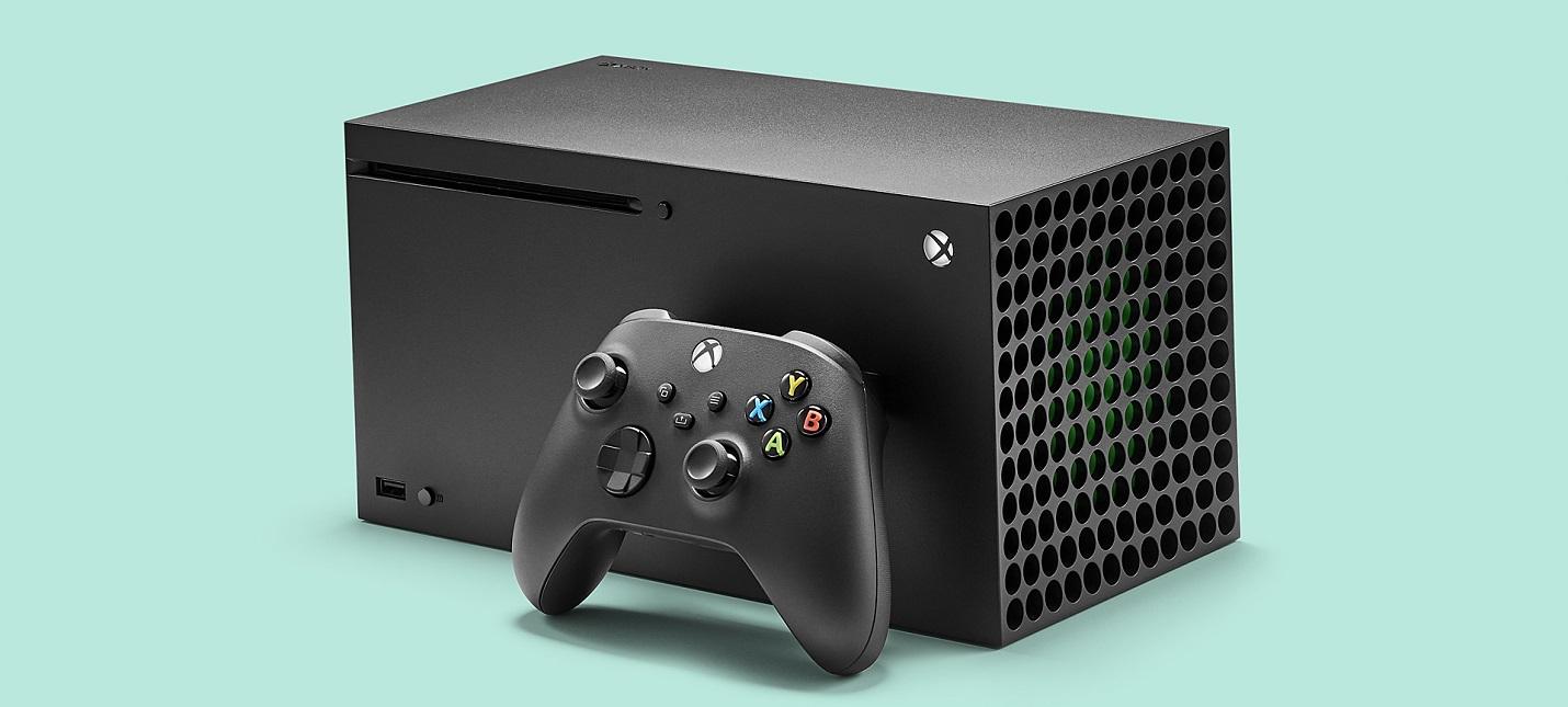 В Xbox Series X установлен SSD формата NVMe M.2  ремонт будет проще