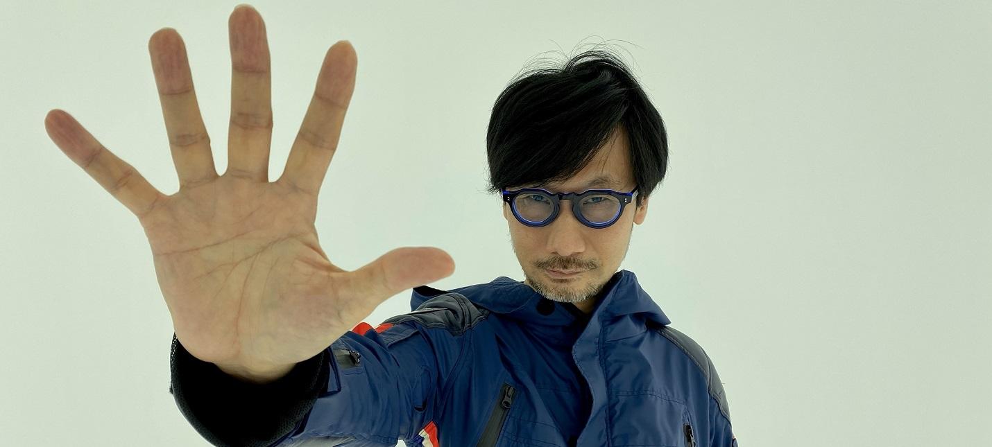 Хидео Кодзима поздравил фанатов с годовщиной Death Stranding