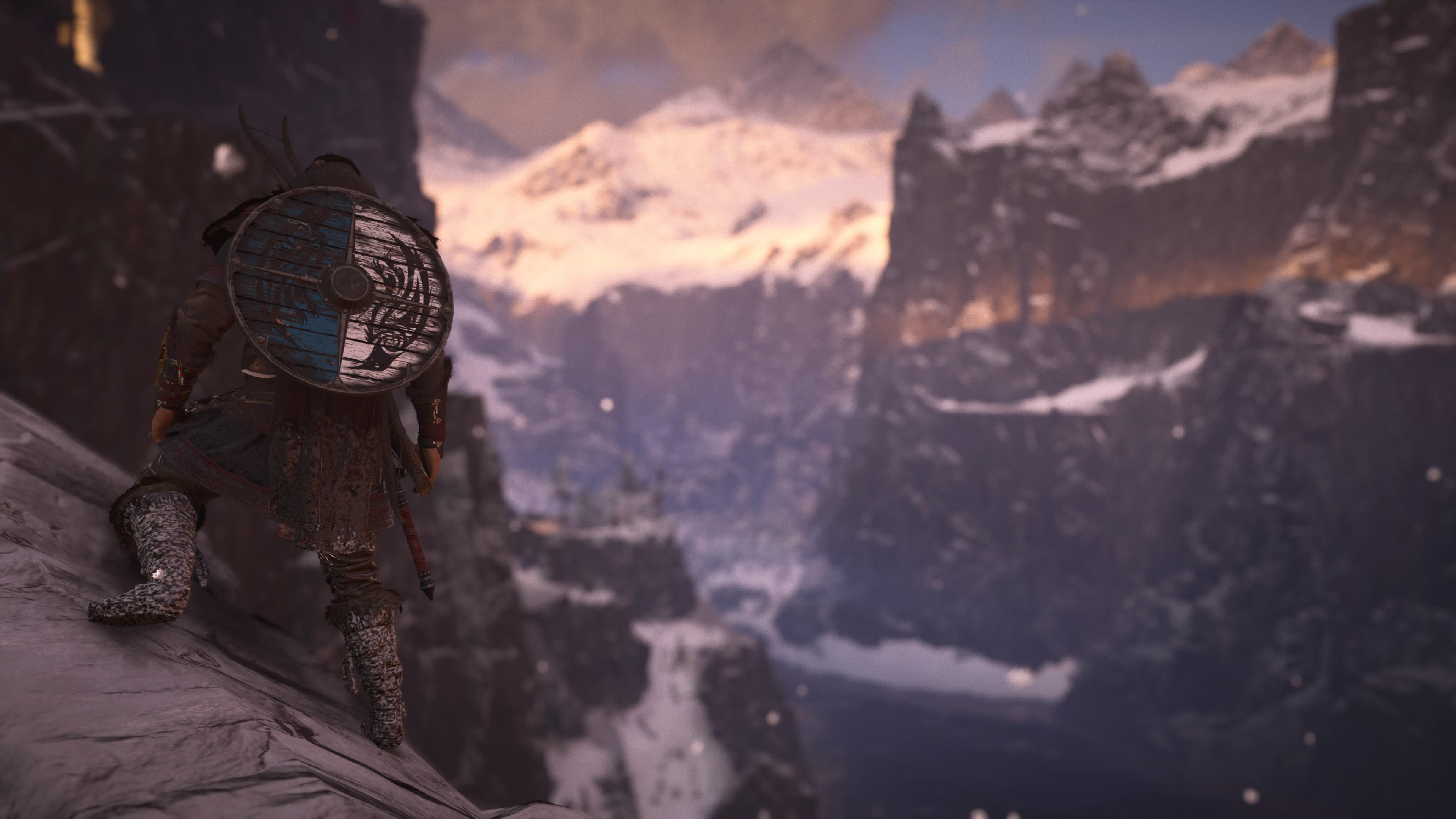 Северное сияние Впечатления от Assassins Creed Valhalla