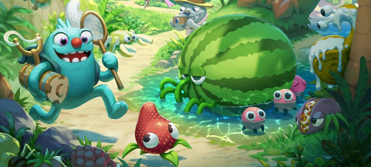 Оценки Bugsnax — Неплохая смесь Pokemon и Octodad