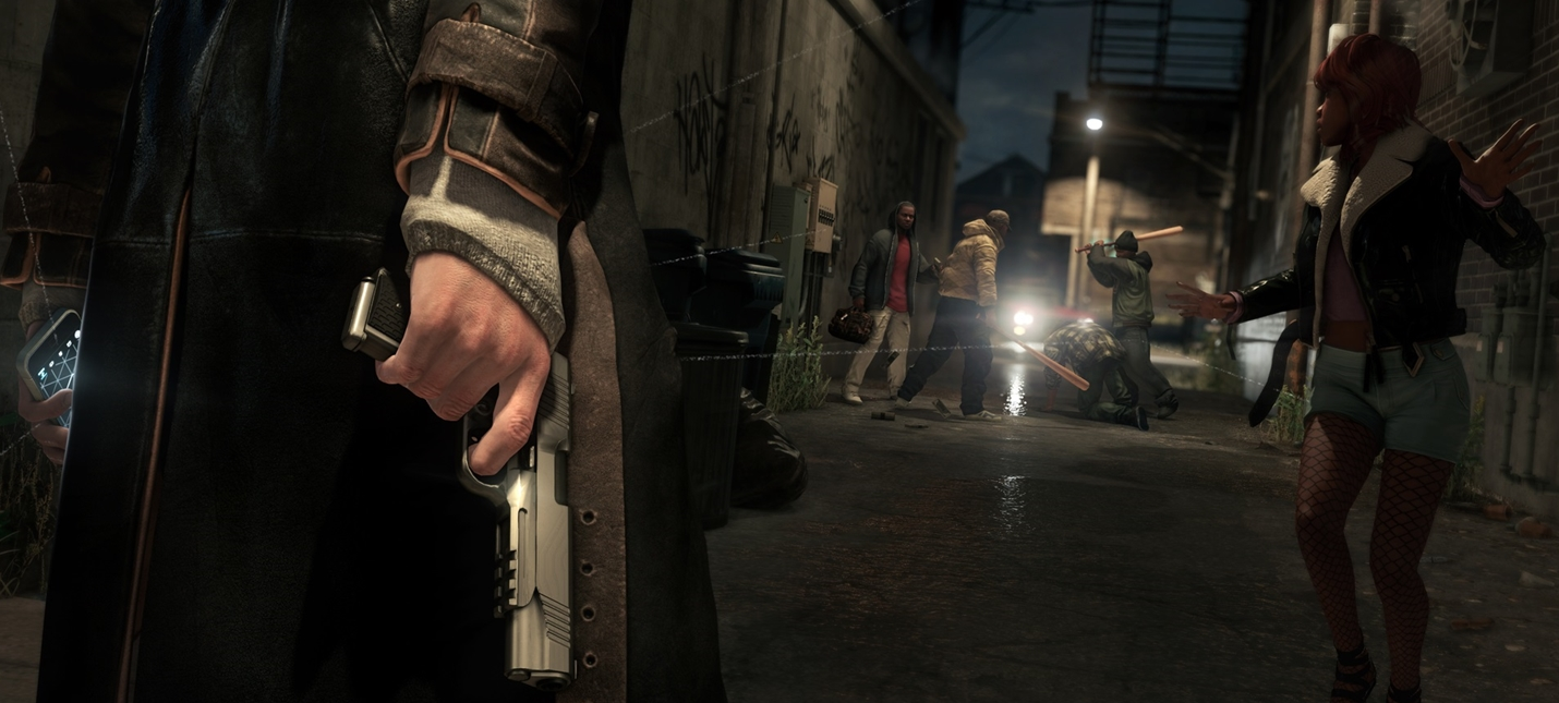 Watch Dogs Complete Edition получила рейтинг ESRB