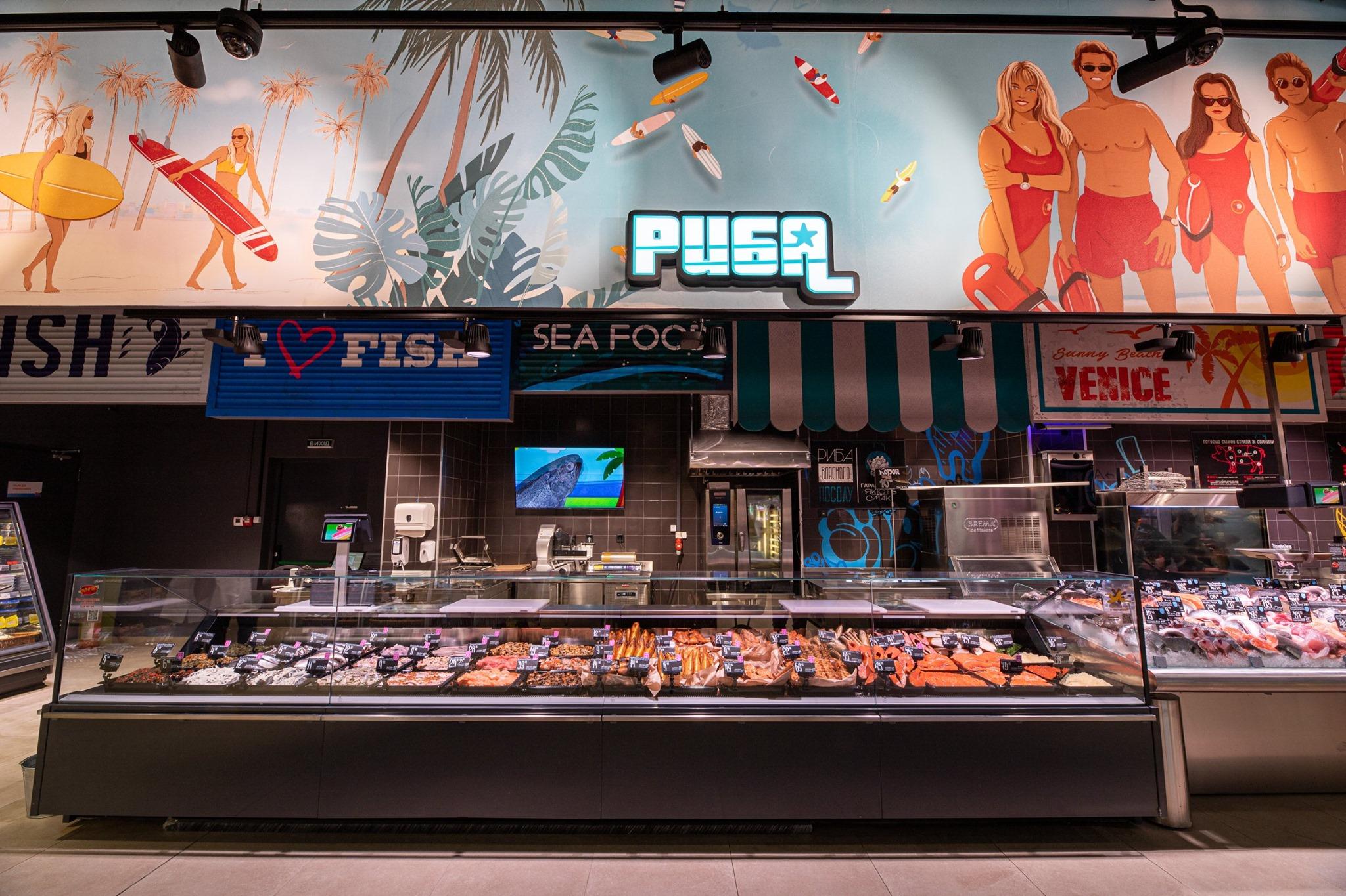 Первый супермаркет в стиле GTA открылся в Украине