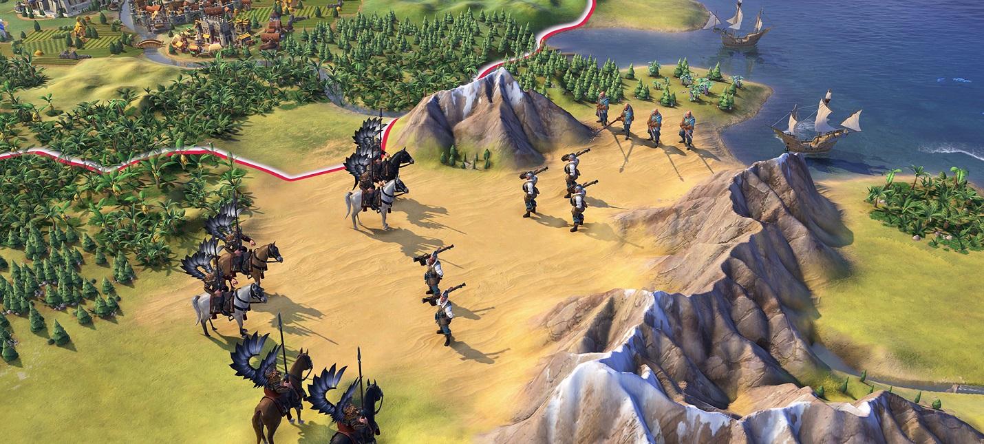 В ноябре в Civilization 6 появится Вавилон, режим Герои и легенды и многое другое