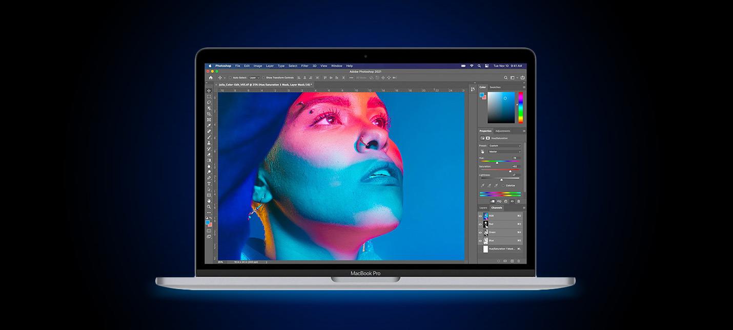 Apple представила MacBook Pro, Air и Mac Mini на собственном чипе M1  в три раза мощнее аналогов