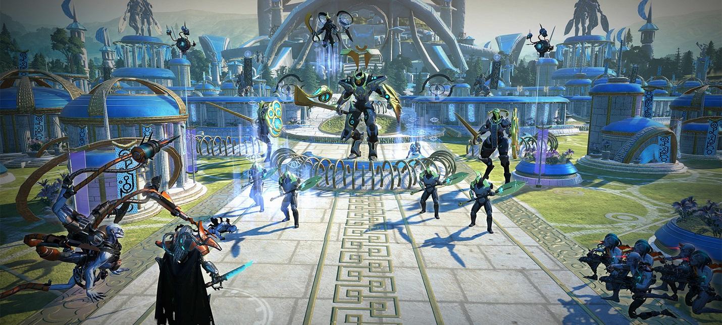 Релизный трейлер дополнения Star Kings для Age of Wonders: Planetfall