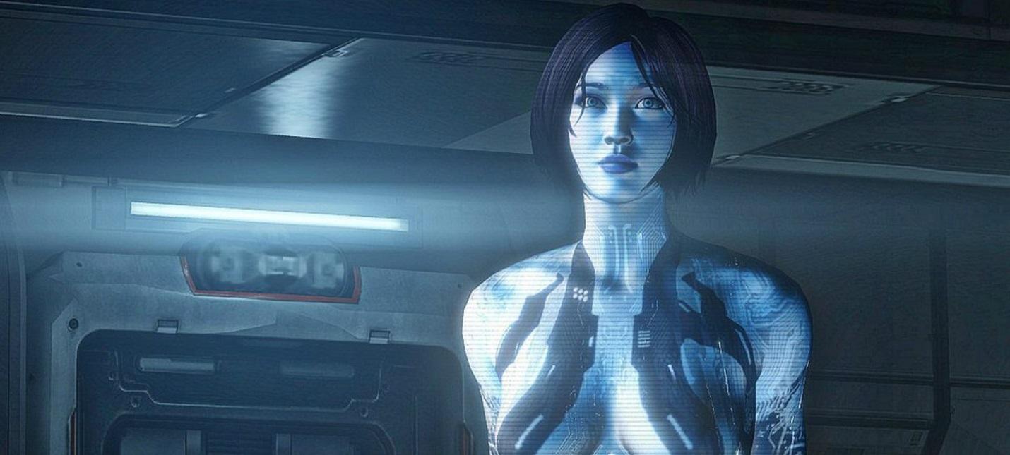 Кортану в сериале Halo сыграет актриса озвучки персонажа из игр