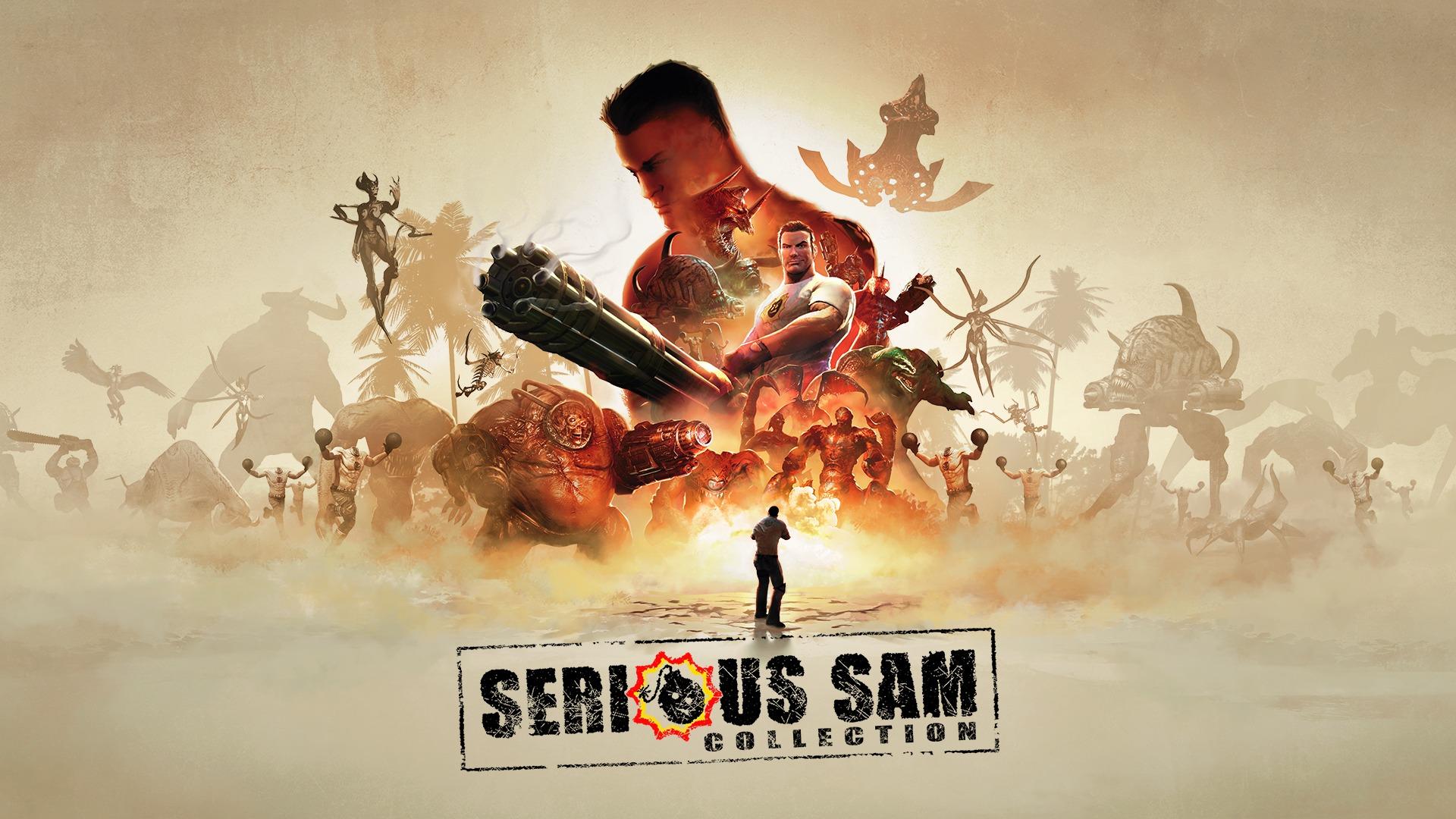 Serious Sam Collection выйдет на консолях 17 ноября